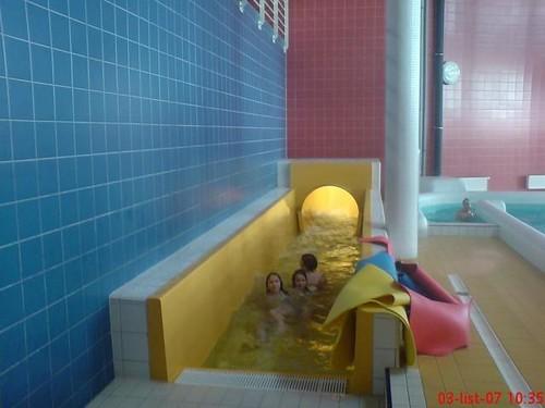 2007 - Výlet do Aquaparku Beroun