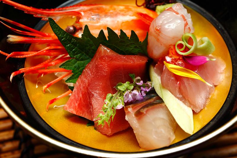 Sasagawa 5 Kinds Sashimi