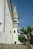 la chiesa di Pirano