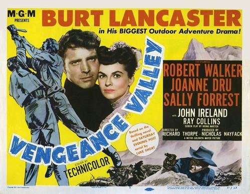 Vengeance Valley - Poster 2