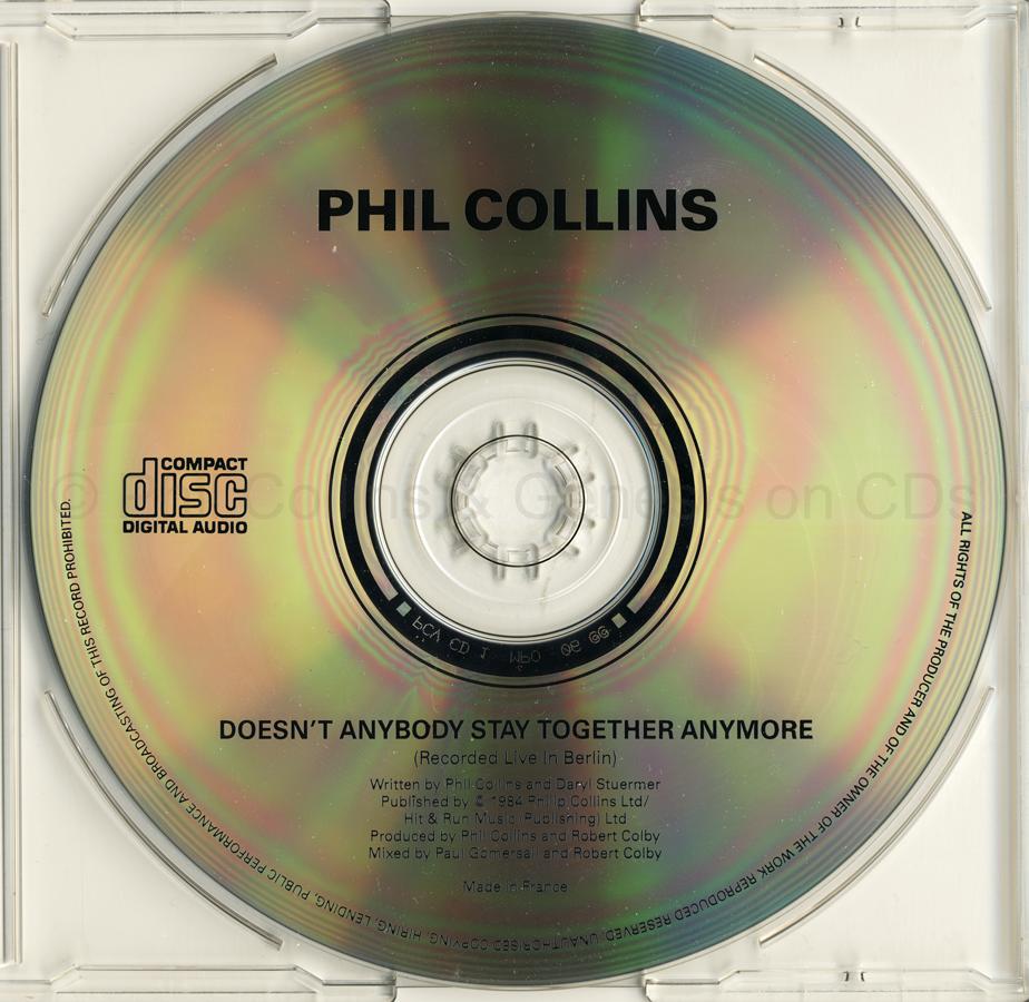 CD single - disc