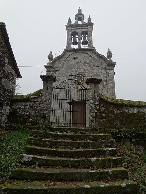 Iglesia de Santa Mariña en O Irixo