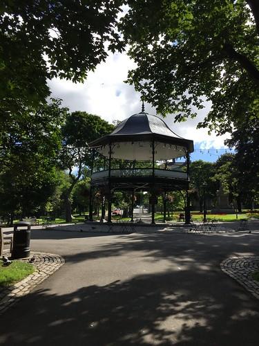 Park in Saint John.