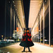 Dallas Cowgirl Goes to the Opera by Thomas Hawk
