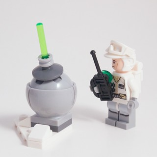 LEGO Star Wars Advent 2015 Day 19 with Figure