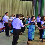 Tanz der Erwachsenentanzgruppe