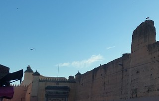 Image of El Badi Palace.