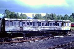 North British Railway coaches