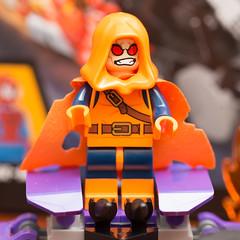 Lego Spider-Man: Ghost Rider Team-up - Lego, Set 76058