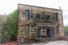 Old Sebastian County Jail- Greenwood AR (1)