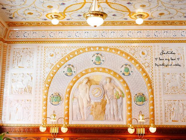 布拉格Cafe Imperial 帝國咖啡館 世界最美十大咖啡館 (9)