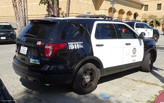 LAPD - Ford Police Interceptor Utility - (85)