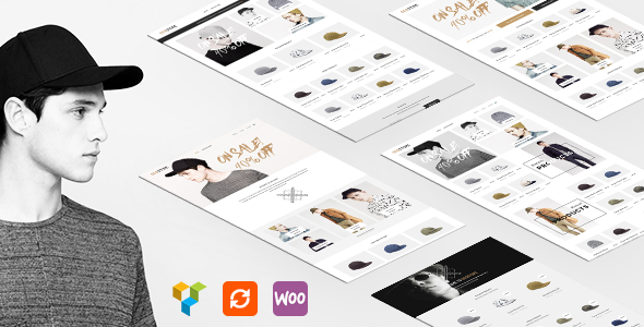 BooStore v1.0.7 - A Minimal Ecommerce Theme For WordPress