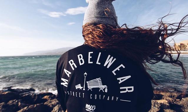 BURNING FREE  www.marbelwear.com