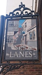 The Lanes #Brighton