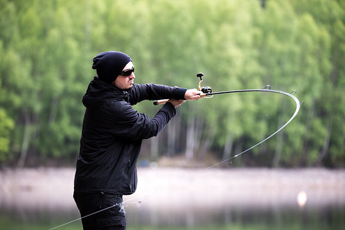 Herr Haag / fishing