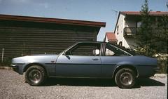 1977 Opel Manta B 19S Berlinetta Automatic