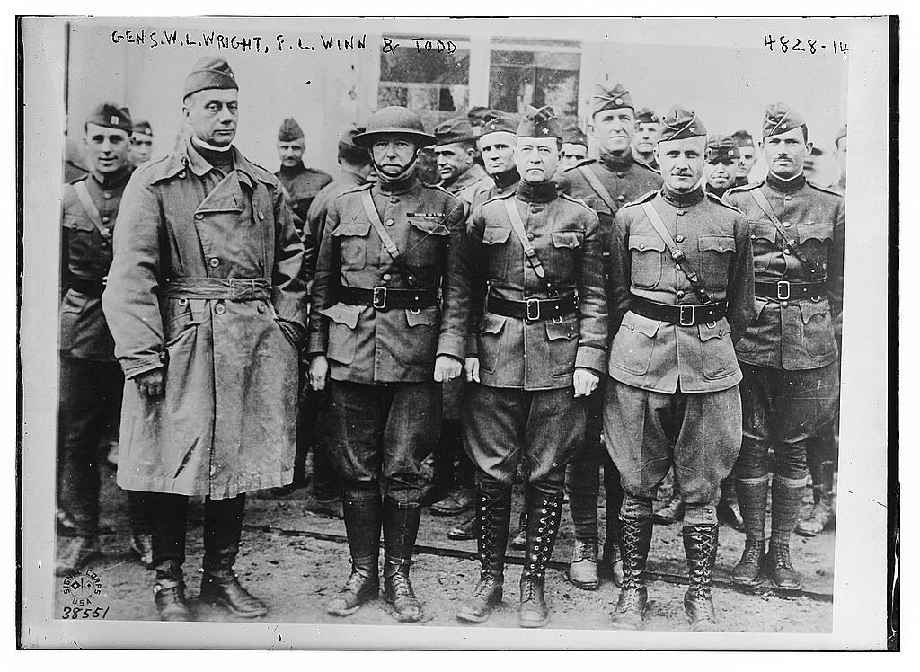 Gen. S.W.L. Wright, F.L. Winn & Todd (LOC)