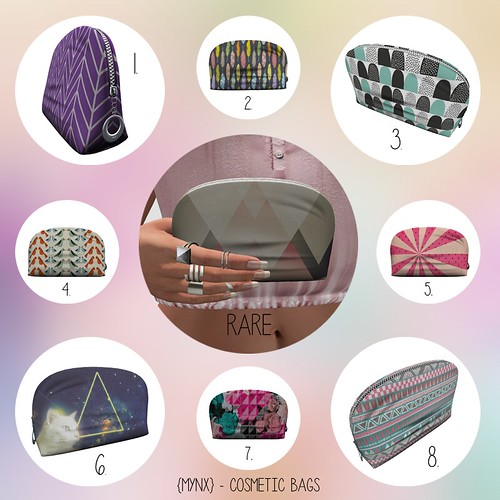 {MYNX}Cosmetic-Bags-Gacha