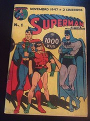 Superman Series No.1 (Brazil)