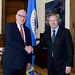 Secretary General Meets with Chargé d´Affaires of New Zealand Embassy
