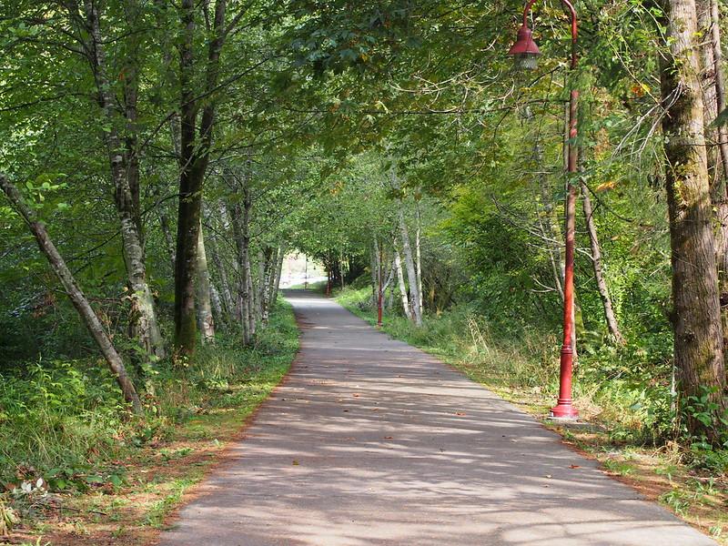 Rainier Greenway Trail