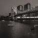 Ohio River -Roebling Bridge by snapple_91