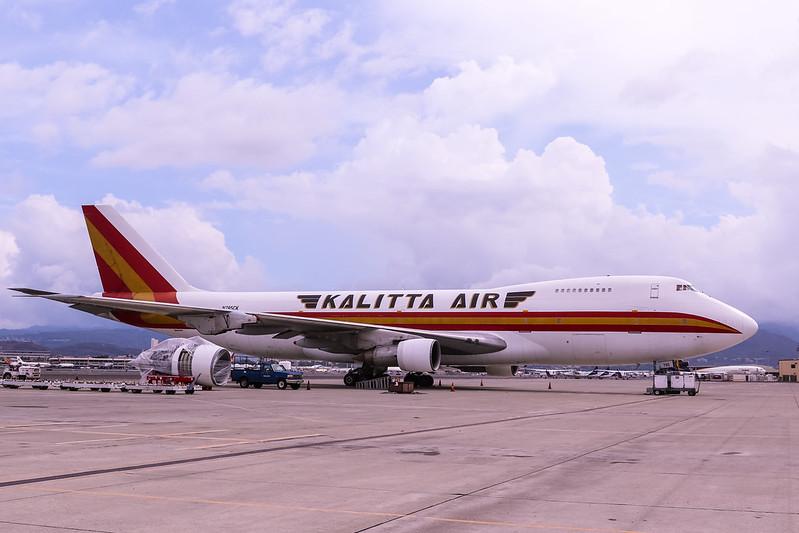 KALITTA AIR Boeing 747-200 N795CK  747-251B(SF) 23111/594