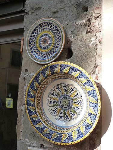 céramiques de Lucca