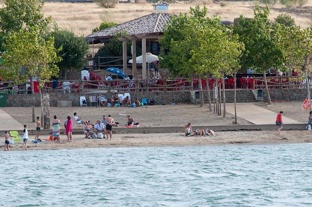 Playa de Peñalsordo