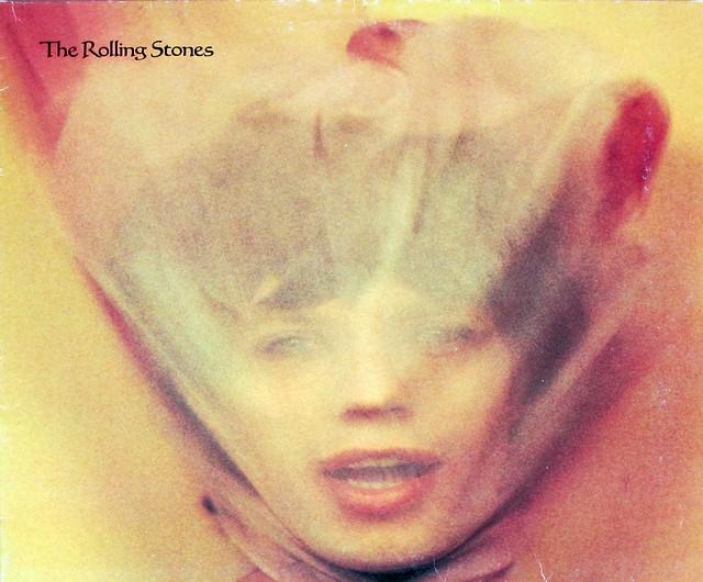"ROLLING STONES GOATS HEAD SOUP FOC + insert 12"" LP VINYL"
