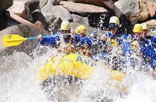 Whitewater Rafting (Winter Park Resort)