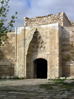 Sultan Han Aksaray képe. turkey geotagged tur turquía adiyaman köyü sultanhanı karabahşili geo:lat=3824792940 geo:lon=3354658127