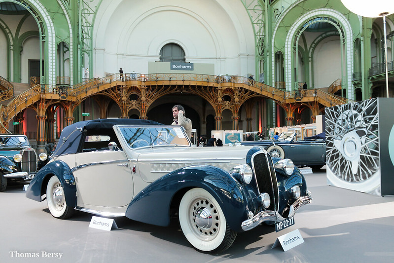 [75][04 au 08/02/2015] 40ème Salon Retromobile - Page 17 21040733258_52f1794e15_c