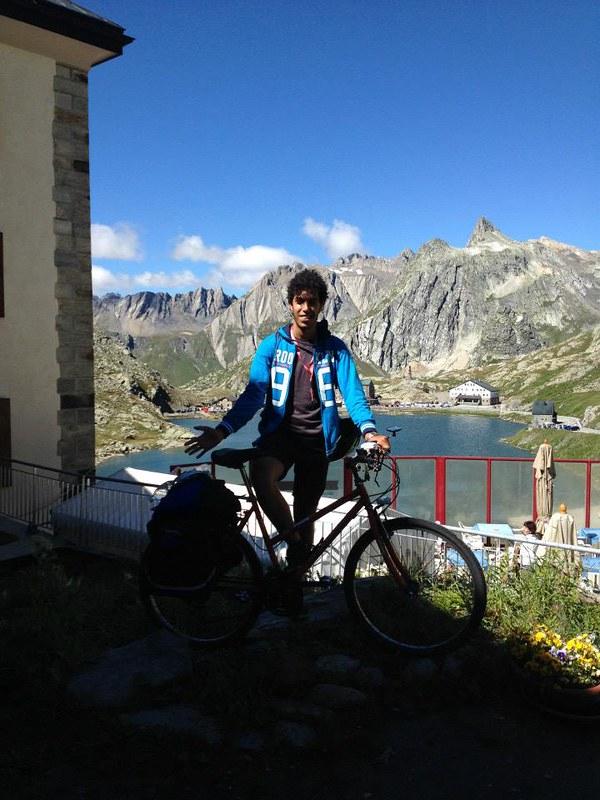 Rutigliano- Giuseppe Dell'aere- Dopo l'Italia, penso al Cammino di Santiago (3)