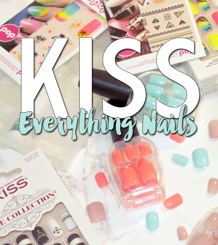 Everything Nails with Kiss