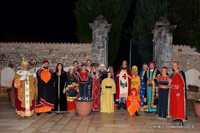 Rutigliano-Corteo Storico 2015, la Pro loco festeggia nel Borgo medievale (1)