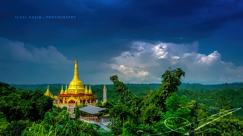Golden Temple, Bandarban