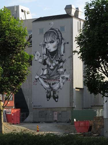 Mural by Ethos