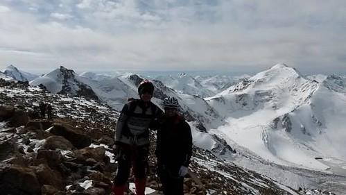 Альпиниада на пик Молодежный (4147 м) (8)