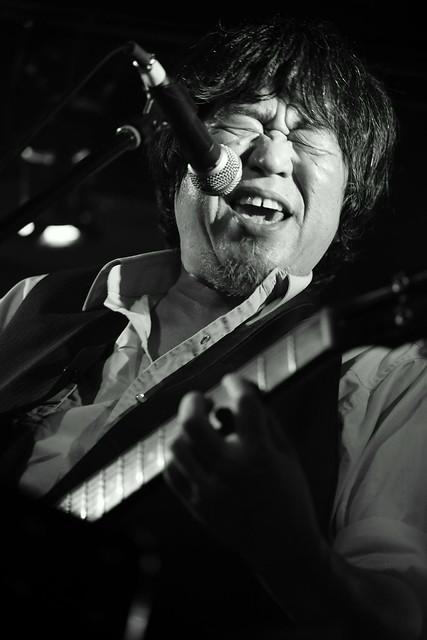 CABU live at 獅子王, Tokyo, 21 Sep 2015. 114