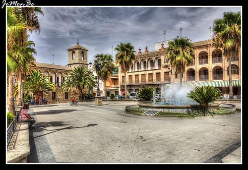 Plaza de la Constitución (Torredonjimeno)