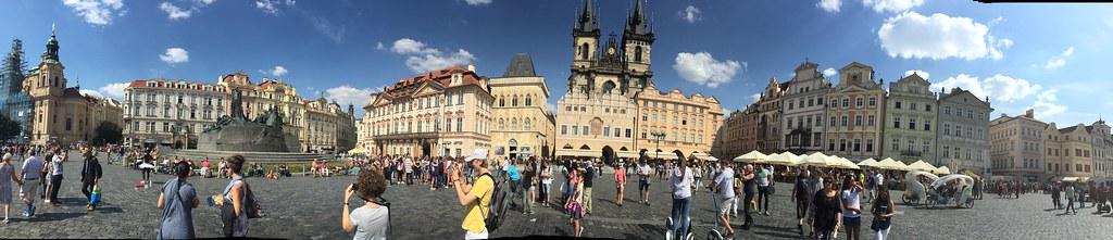Kraków, Prague, Budapest attempt 2