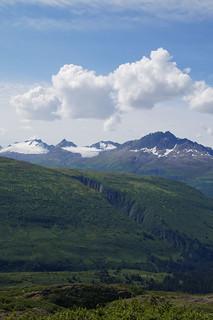 113 Tussenstop kort na Wörthington Glacier