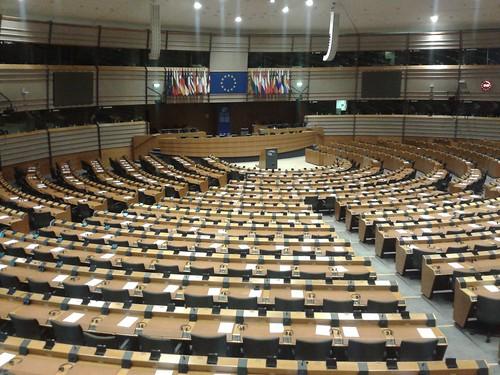 Informationsreise nach Brüssel 2015