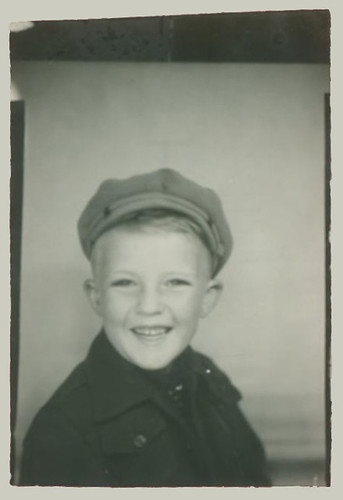 Photobooth boy