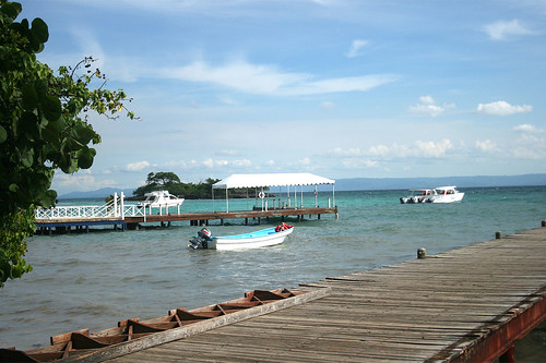 58 - Cayo Levantado (Bacardi Island / Bacardi-Insel)