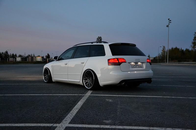 Zoml: Audi A4 B7 Avant //Mätäs Crew - Sivu 2 21932360972_fc9ddd561f_c