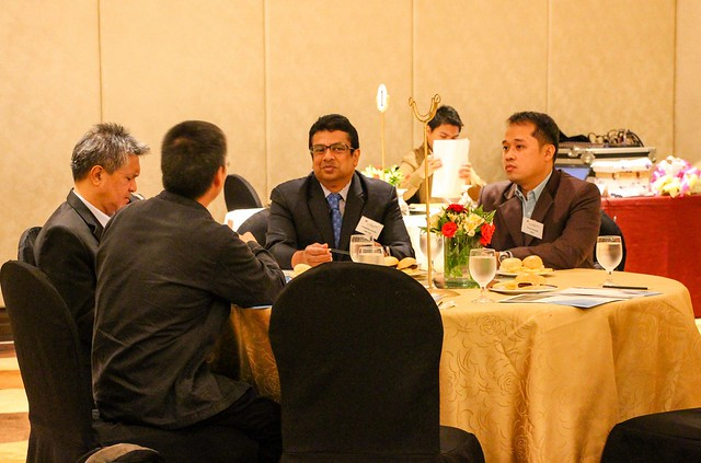 Building Learning Alliances: Manila Symposium