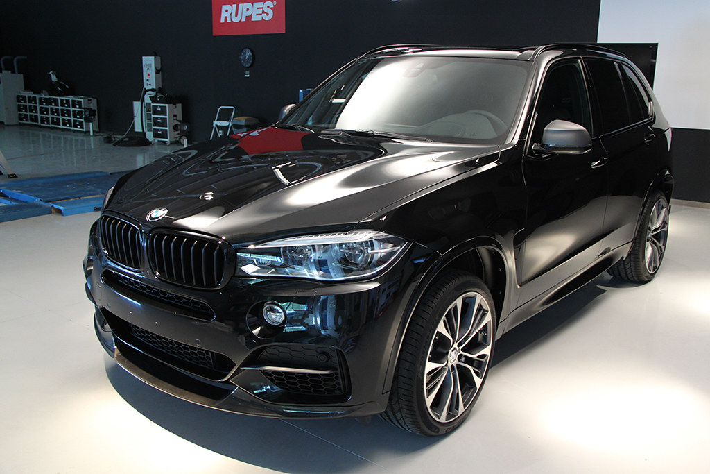 BigFoot Centre - BMW X5 nanotech 22167362705_54e037ee1e_b